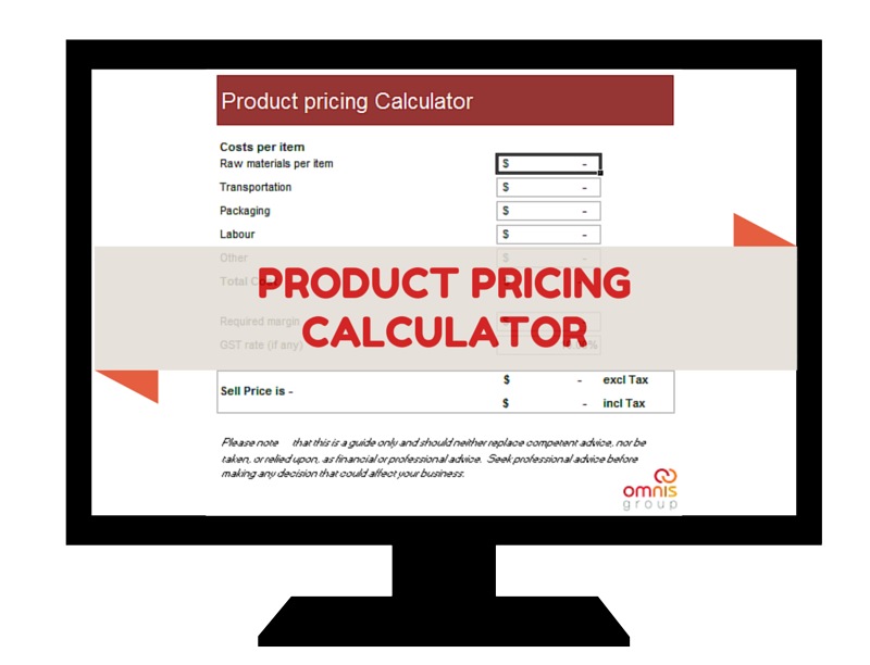 Product Pricing Calculator Omnis Group – Product Pricing Calculator