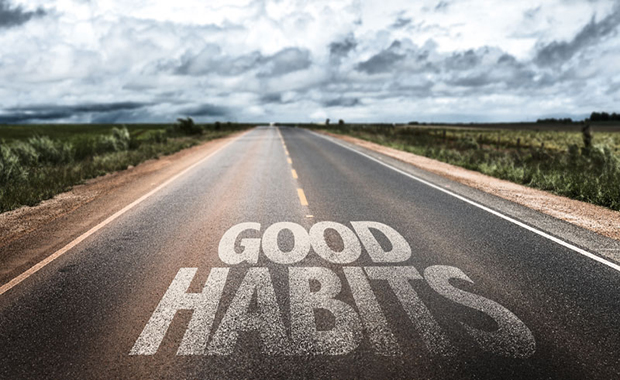 Good Habits road