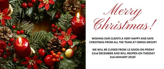 Merry Christmas from Omnis Group