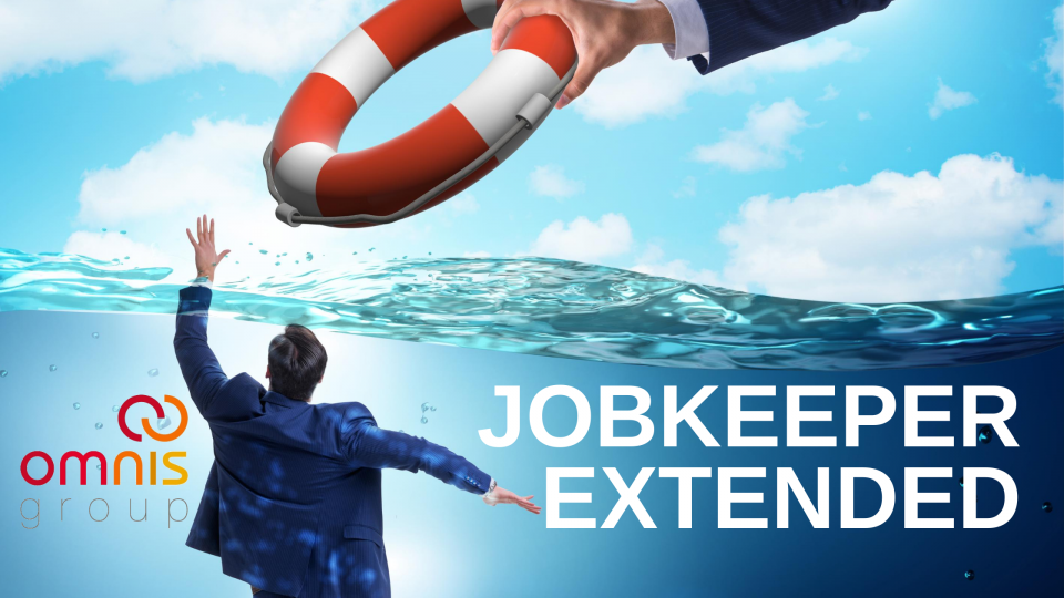 JOBKEEPER EXTENDED